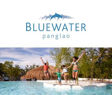 Bluewater Panglao-Banner
