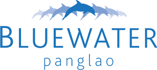 Blue Water Panglao - Logo